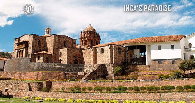 Templo del Sol Qoricancha Cusco