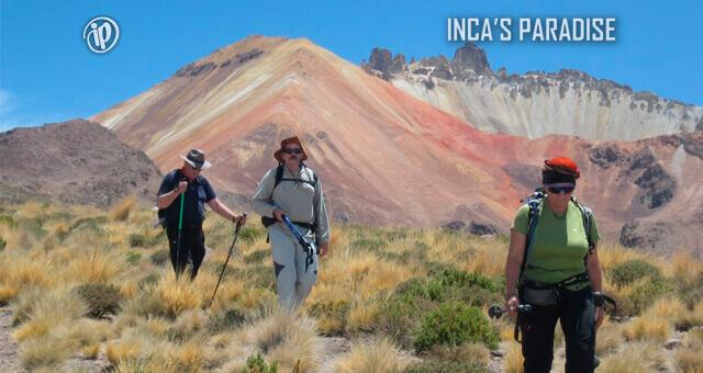 VOLCAN TUNUPA EN UYUNI - BOLIVIA