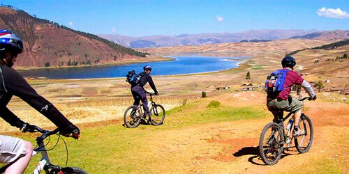 Biking Moray - Maras Full Day