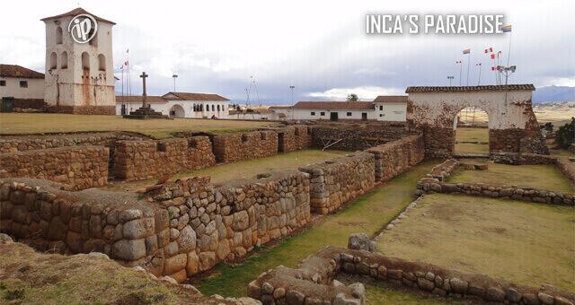 Chincheros Valle Sagrado Cusco