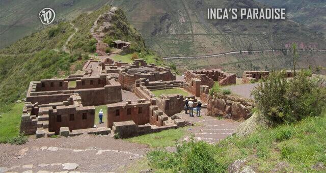 Ruinas Pisac Valle Sagrado Cusco