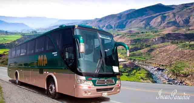 Bus Puno Chivay 4M