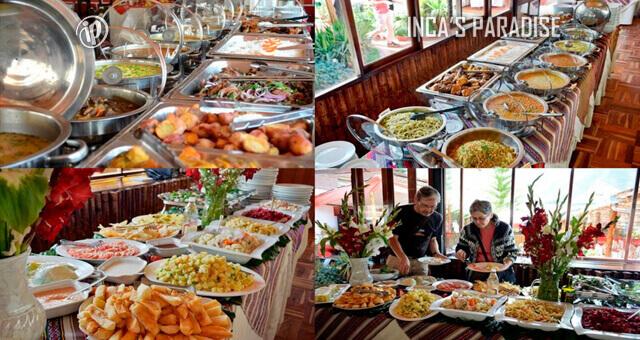 Almuerzo Buffet en Cusco