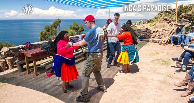 Tour Paquete Turistico Bienvenida a la Isla de Taquile Puno Clasico