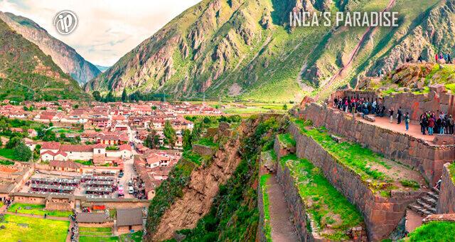 Tour Valle Sagrado Ollantataytambo en Cusco