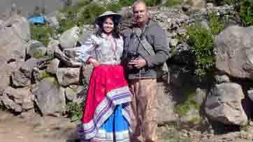 Recuerdos en el Valle del Colca Arequipa