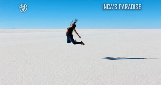 AVENTURA EN EL SALAR DE UYUNI - BOLIVIA