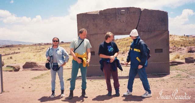 Información útil para viajar a Tiahuanaco desde Puno y La Paz.
