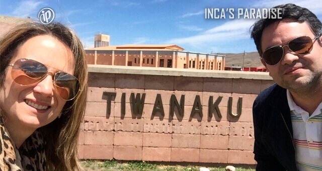 TIAWANAKU - BOLIVIA