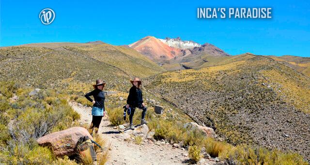 TREKKING EN EL SALAR DE UYUNI - BOLIVIA