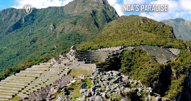 Cantera en Machu Picchu Cusco
