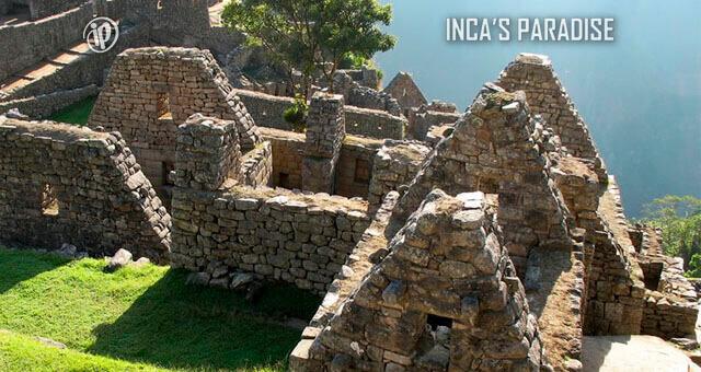 Carceles en Machu Picchu Cusco