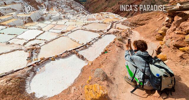 Salineras de Maras en Cusco
