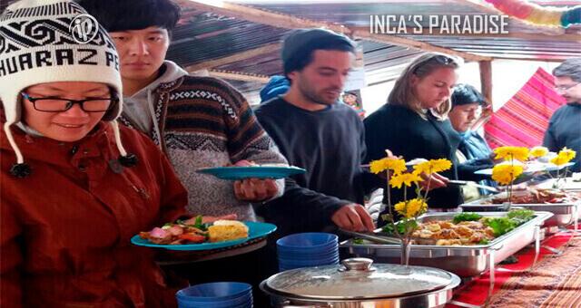 Gatronomia en Ausangate