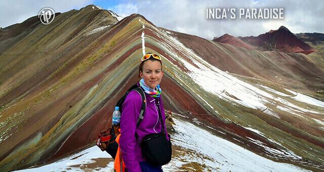 rada, cerro de siete colores o arco irisTour montaña colo