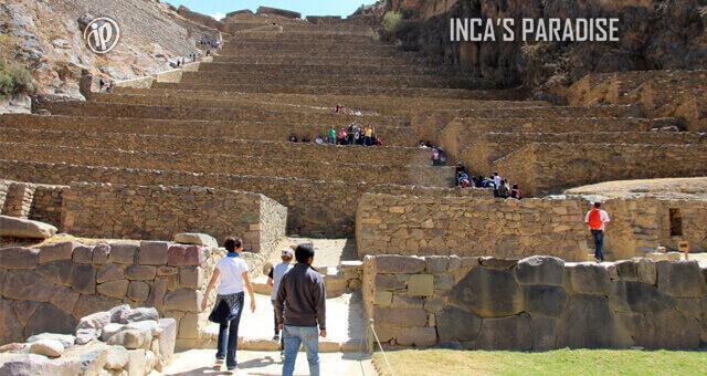 Fortaleza Ollantaytambo Cusco