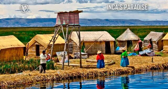 Lake Titicaca from Cusco 4D/3N