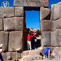 MACHUPICCHU TOUR BY THE AFTERNOON