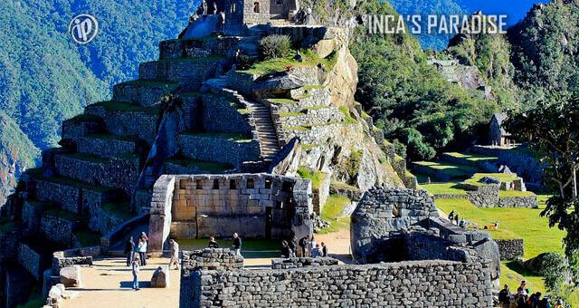 Plaza Sagrada Machu Picchu Cusco