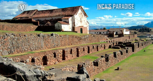 Ruinas en Chinchero Maras Moray Cusco