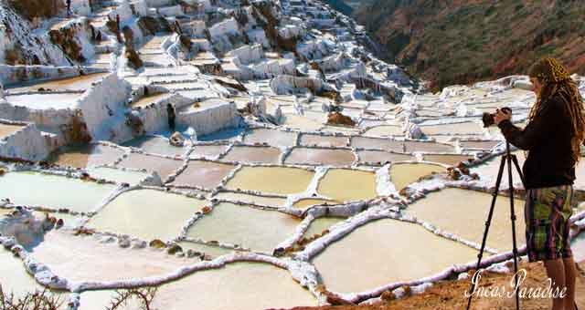Salineras de Maras Moray Cusco
