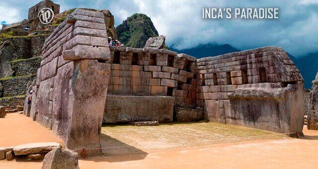 Templo Principal Machu Picchu Cusco