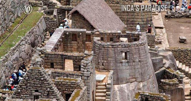 Templo del Sol Machu Picchu Cusco