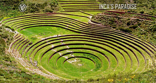 Valle Sagrado en Maras Moray Cusco