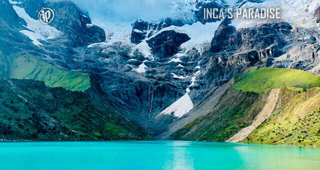 Laguna de color Turquesa Humantay