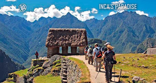 Walking en Machu Picchu Cusco