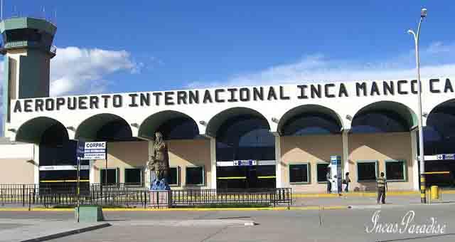 Aeropuerto Manco Capac