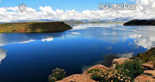 Laguna Umayo en Sillustani