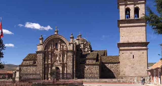 Tour Privado Templo Santiago  Lampa Pukara
