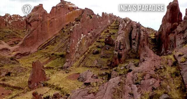 Piedras en Aramu Muru Juli Puno