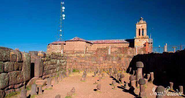 Templo de la Fertilidad en Chucuito - Puno