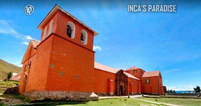Templo San Juan de letran en Juli